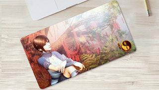 燕凌姣鼠标垫