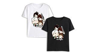新款Q版T恤(定制)